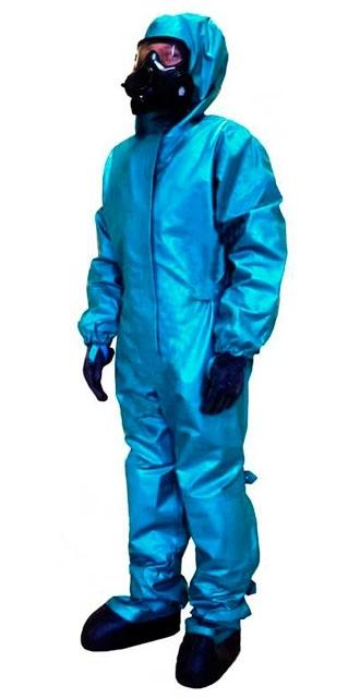 Специальный защитный костюм