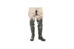 Сапоги резиновые с надставкой под колено