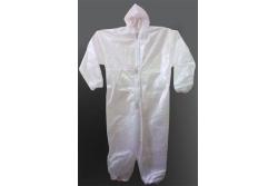 Одежда специальная дополнительная из ламинированных нетканых материалов