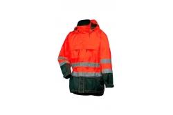 Куртка водозащитная со светоотражателями