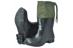 Boots rubber insulated with extensions